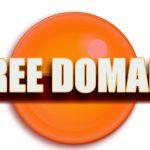 Menggunakan Domain Gratis