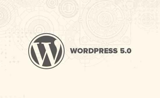 Wordpress 5 welcome